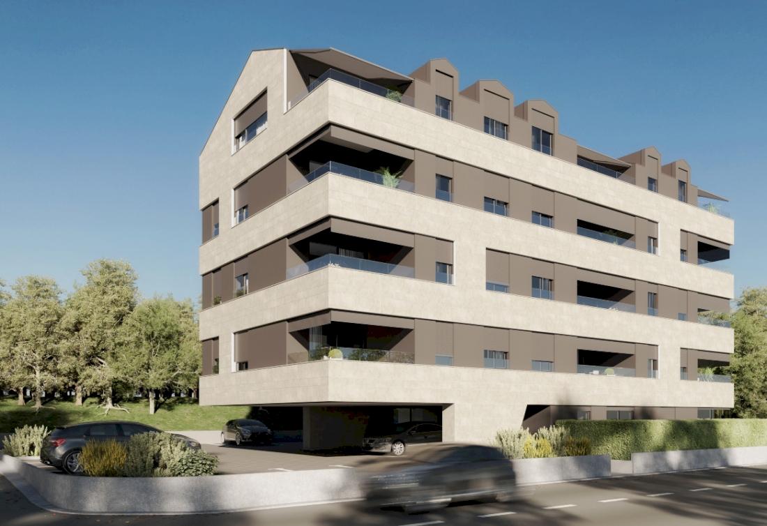 Luxury residences in Rovinj