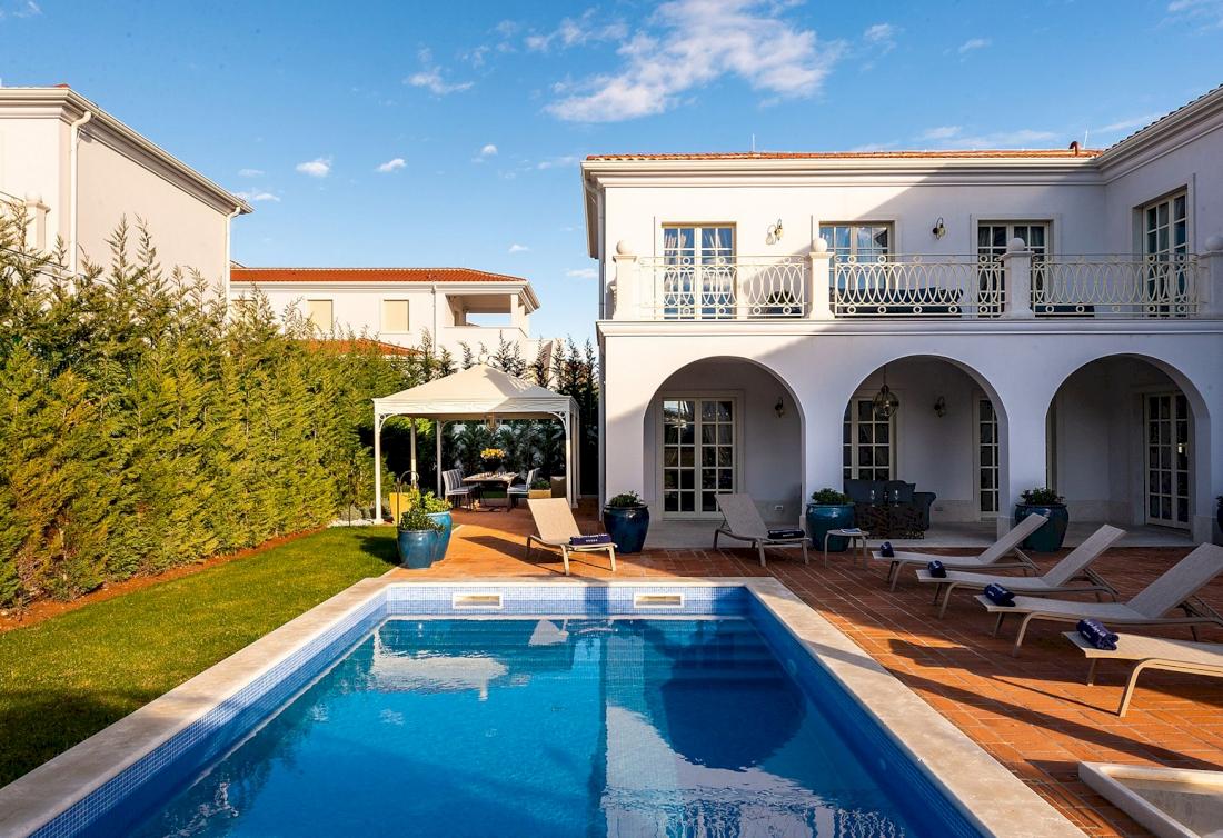 Luxury villas resort in Poreč, Istria