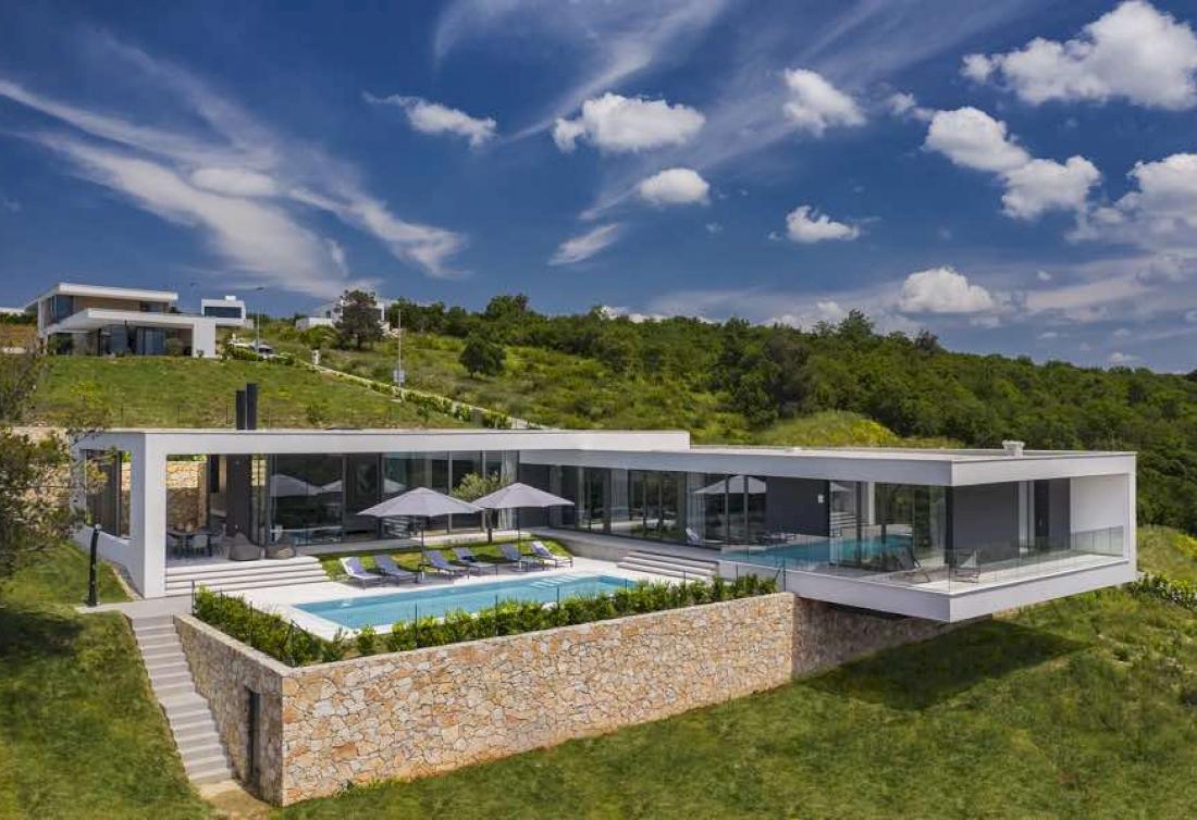 Contemporary development in Istria