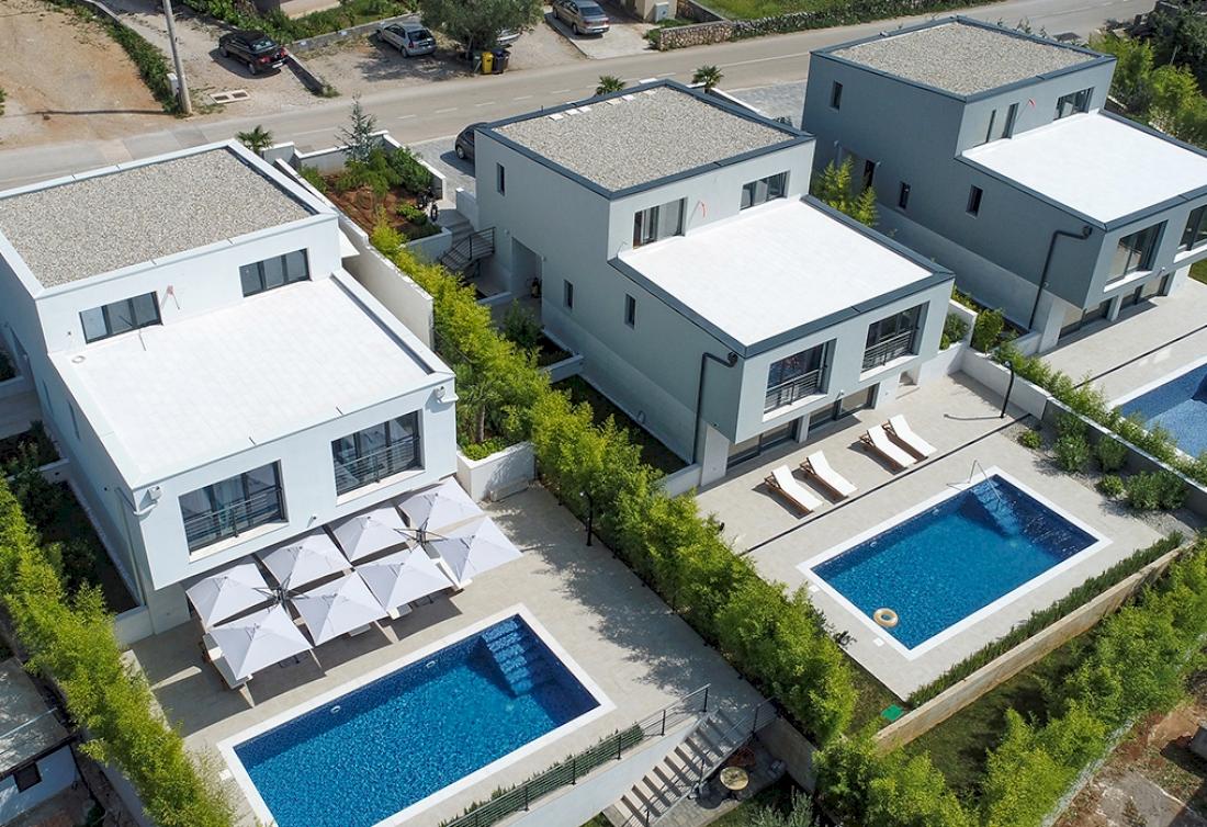 Attractive new development on the island of Krk