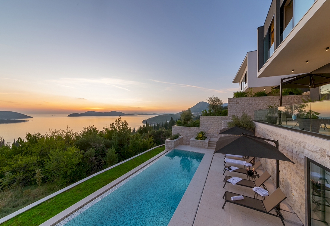 Luxury villa with sea view for sale - Dubrovnik