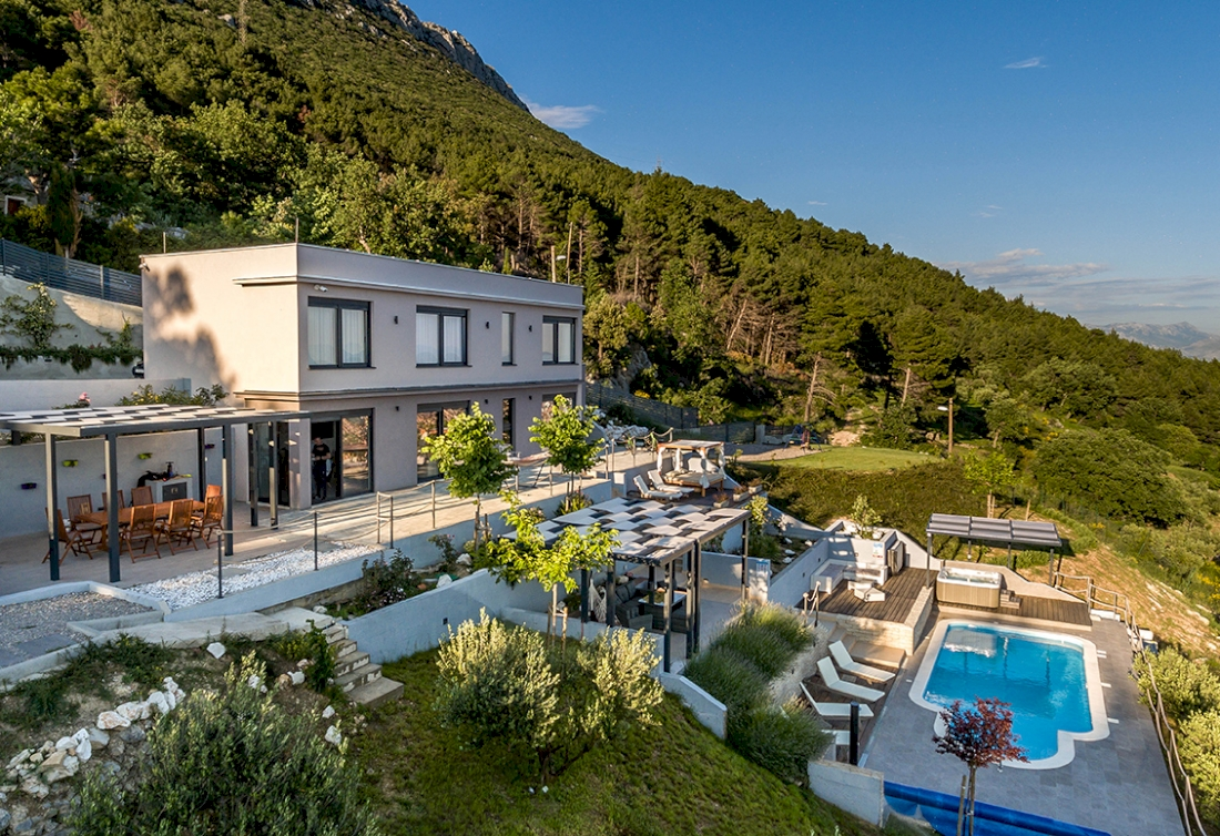 Villa with seaview - Trogir
