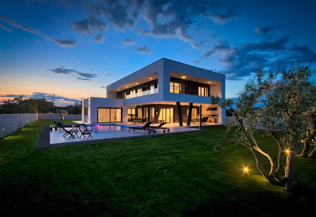 Modern villa near the sea - Istria